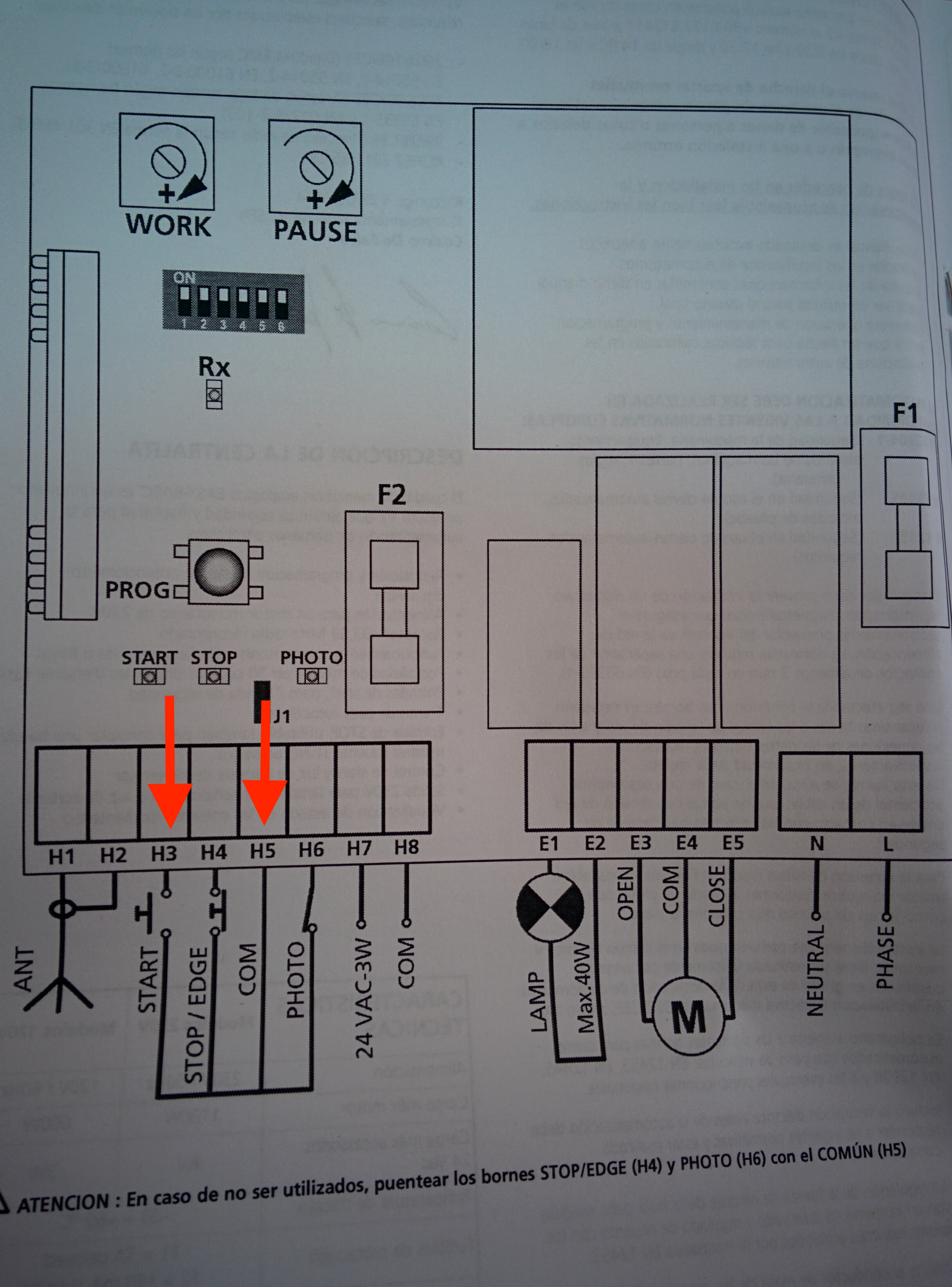 C mo realizar la instalaci n de parkingdoor en tu garaje for Como instalar un motor de puerta de garaje