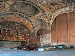 Michigan Theatre in Detroit