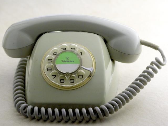 Teléfono fijo 80