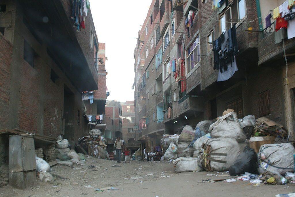 La ciudad de la basura