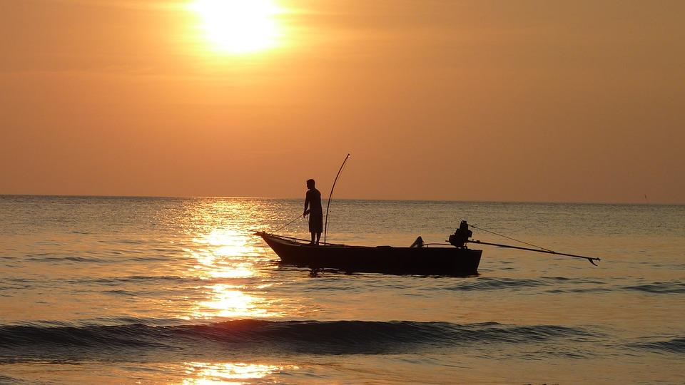 Oceano, pesca, medio ambiente