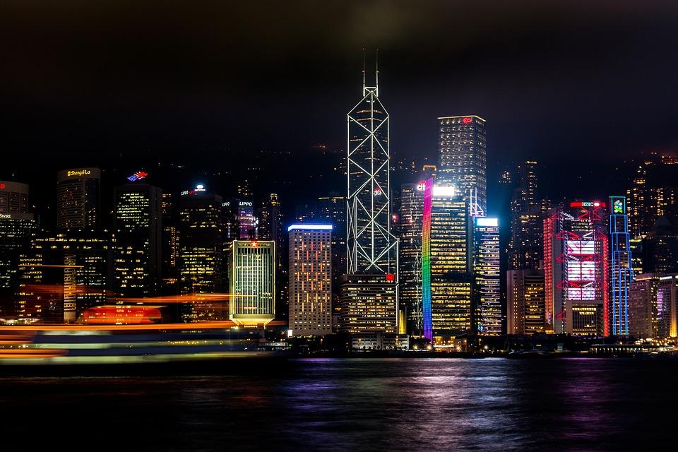 Hong Kong, ciudades inteligentes, tecnologia