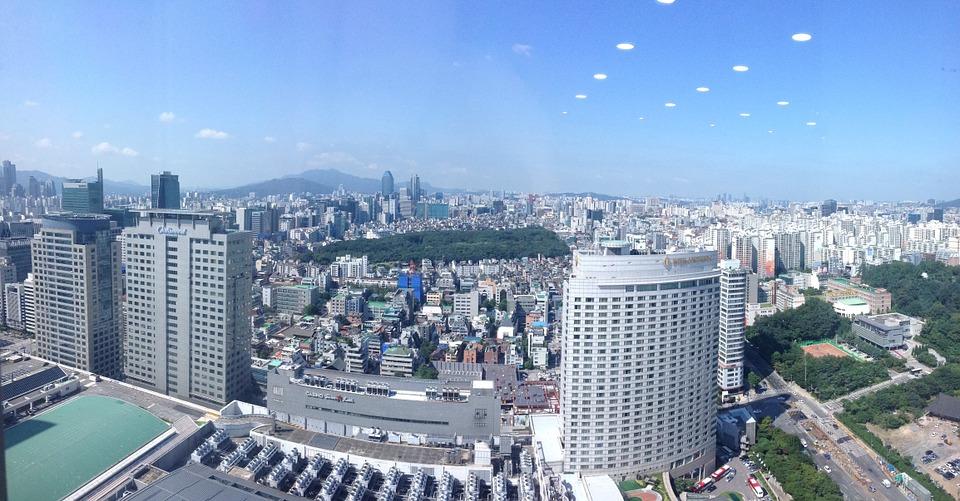 Seul, ciudades inteligentes, edificios