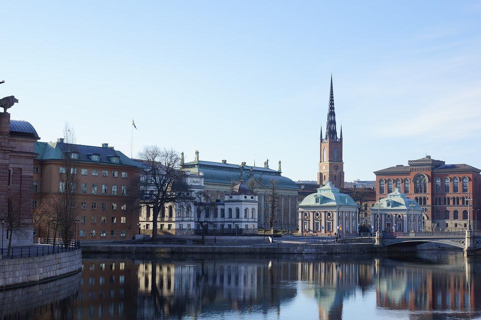 Estocolmo, ciudades inteligentes, arquitectura