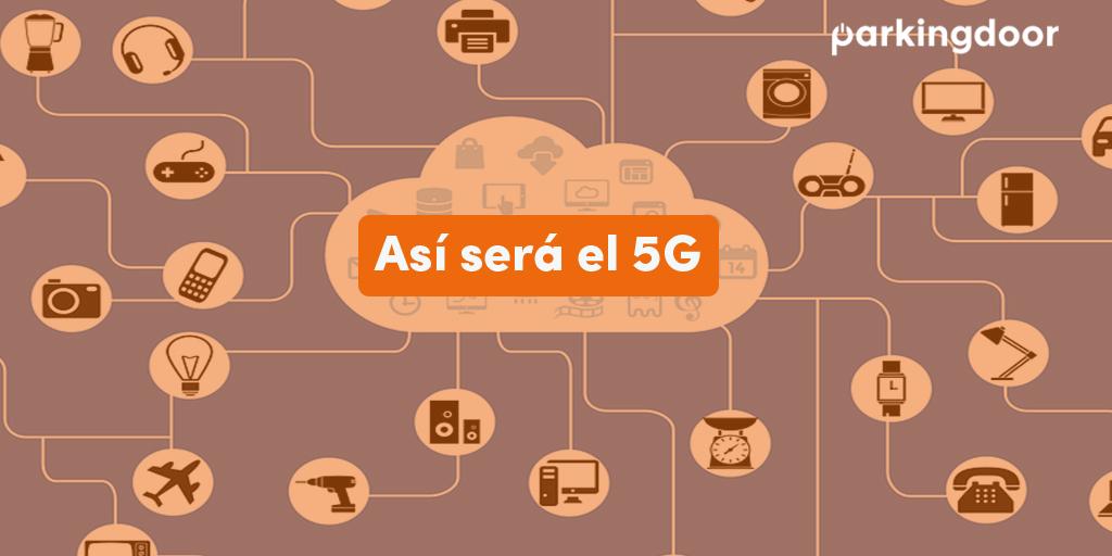 tecnología, 5G, mundo conectado, smartphones, coches, casas