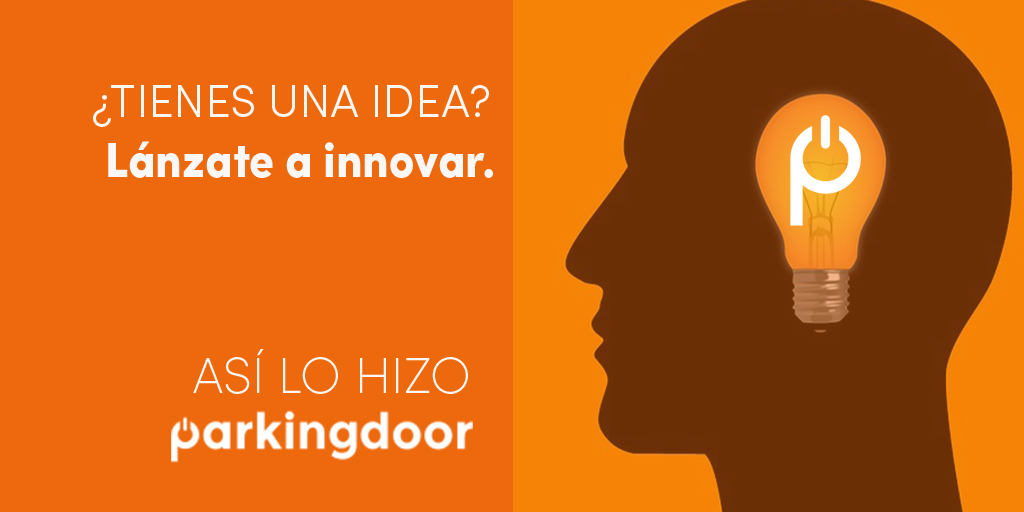 día del emprendimiento, parkingdoor, idea, innovar