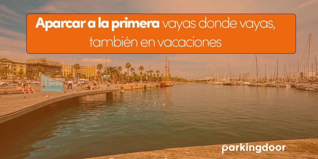aparcar, vacaciones, ElParking