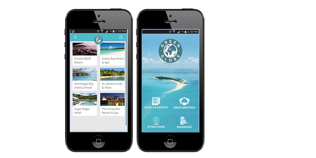Reducir, huella de carbono, tecnología, apps, Green Globe app