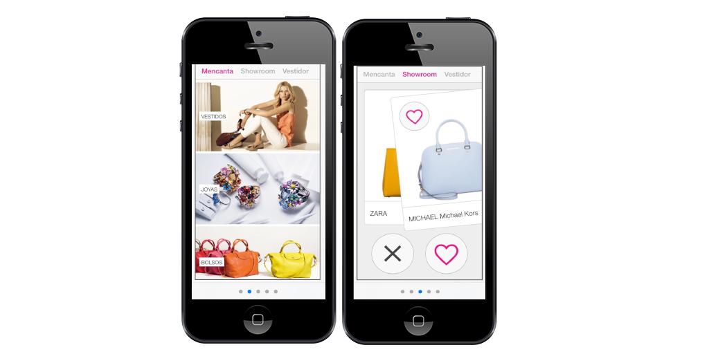 Apps, moda, mencanta