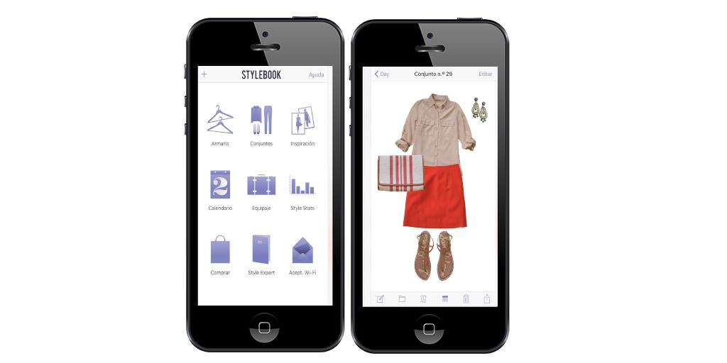 apps, moda, stylebook