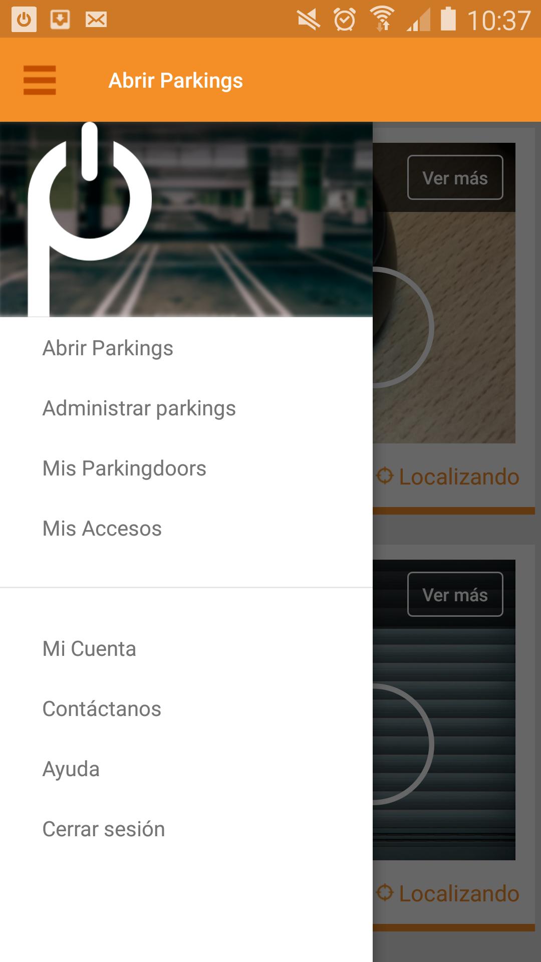Administrar Parkings. Como eliminar los permisos de un invitado en Parkingdoor.