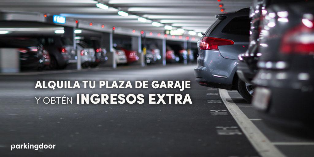 Alquila tu plaza de garaje de forma segura y c moda online for Cepos para plazas de garaje